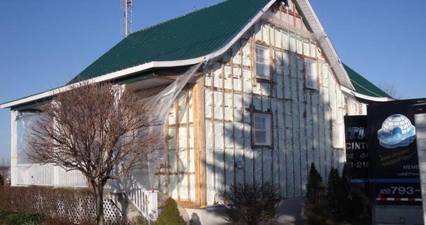 isolation maison saint-hyacinthe